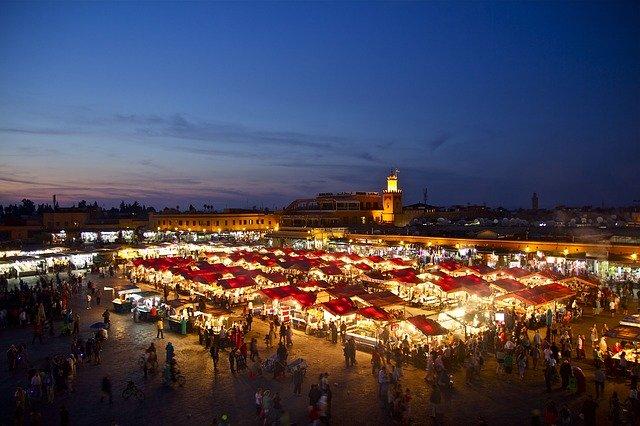Séjours de luxe au Maroc à petits prix